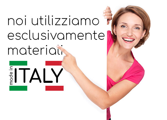 materiale made italy